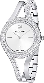 SWAROVSKI Eternal Watch, Metal Bracelet, White, Stainless Steel, 5377545