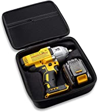 Caseling Hard Case Fits Dewalt DCF899B or DCF899HB 20V MAX XR Brushless High Torque Impact Wrench with Hog Ring Anvil and ...