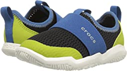 Crocs Kids - Swiftwater Easy-On Shoe (Toddler/Little Kid)
