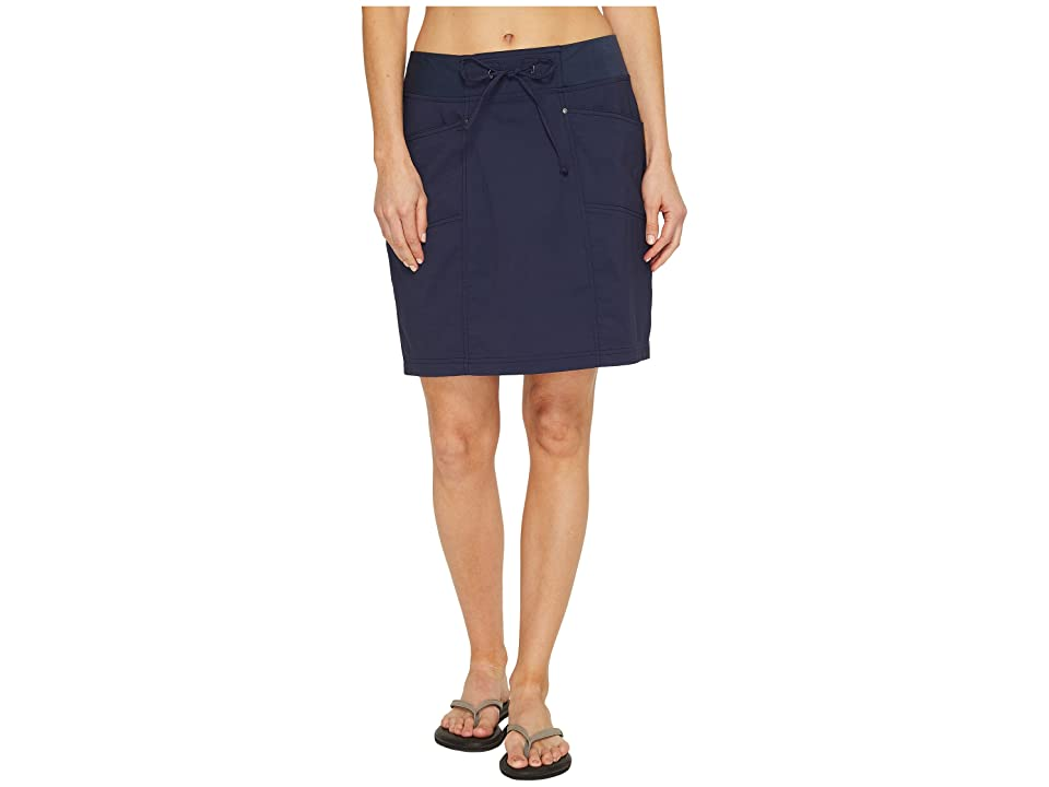 Royal Robbins Jammer Skirt (Navy) Women