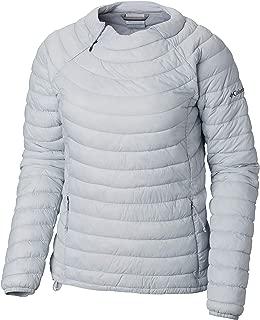 Columbia Women's Powder Pass Pullover, Cirrus Grey, Medium
