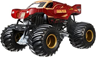Best iron man monster jam truck toy Reviews