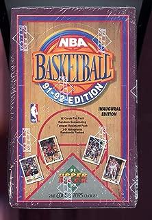 1991-92 Upper Deck Basketball Card Wax Pack Box Set Michael Jordan 1992 NBA READ DESCRIPTION