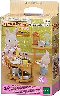 Sylvanian Families- Animales Set utensilios para cocina (Epoch para Imaginar 5090)