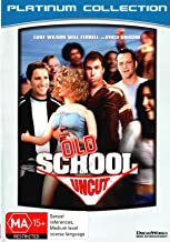 Old School DVD (Will Ferrell, Luke Wilson / Uncut)