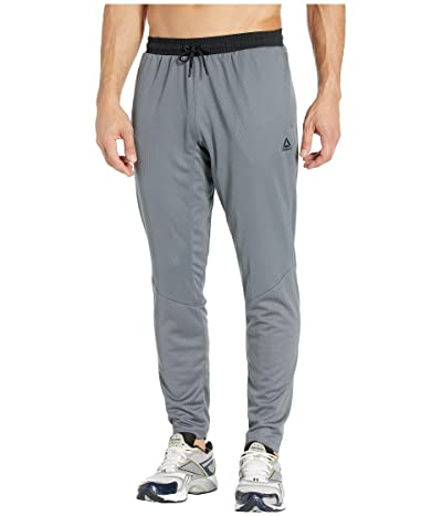 Reebok Workout Ready Trackster Pant (Cold Grey) Men