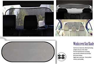 NIKAVI Rear Back Window Sunshade Protection Glare Reduction Shade Protect Sun
