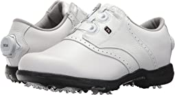 FootJoy - DryJoys Cleated BOA Traditional Blucher Saddle