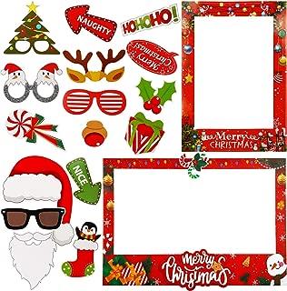 Best christmas selfie frame Reviews