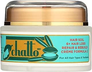 Chatto, Hair Soil 6 Hair Loss Repair Rebuild Formula 2, 2 Fl Oz