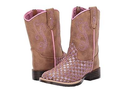 M&F Western Kids Kennedy (Toddler) Cowboy Boots