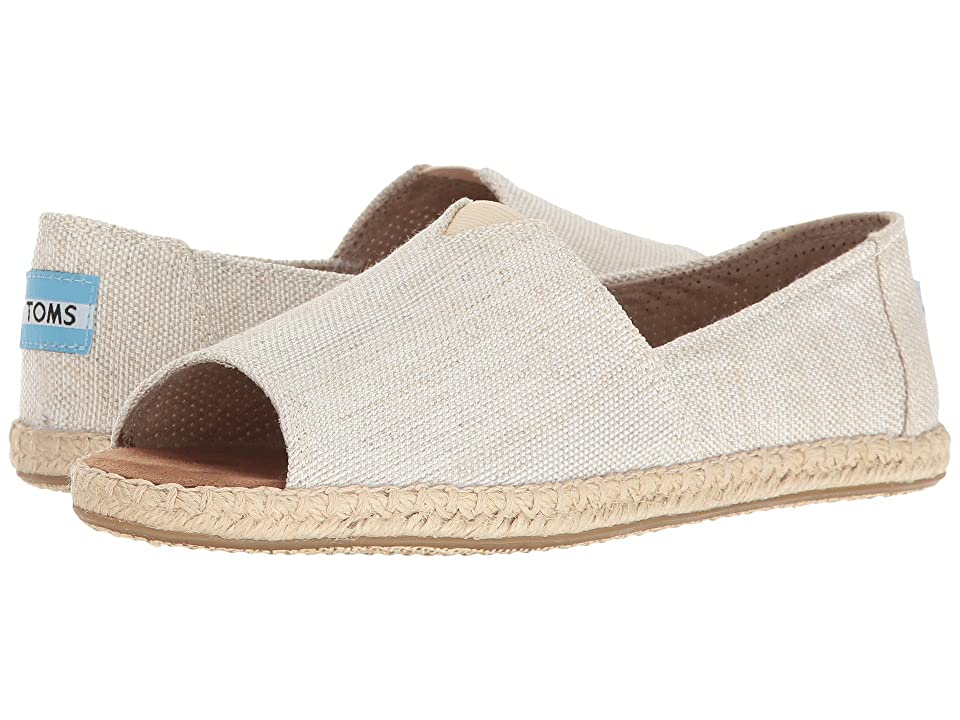 TOMS Alpargata Open Toe (Natural Yarn-Dye) Women