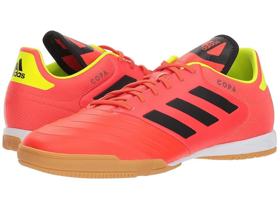 adidas Copa Tango 18.3 IN (Solar Red/Black/Solar Yellow) Men