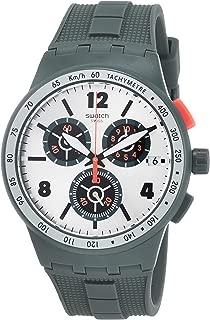 Swatch Verdone Quartz Movement Silver Dial Men's Watch SUSG405