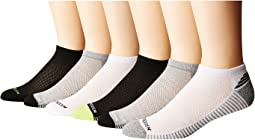 6-Pack Low Cut Arch Support 1/2 Cushion