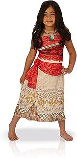 Rubie's-déguisement officiel - Disney- Déguisement classique Vaiana -Taille L- I-630511L