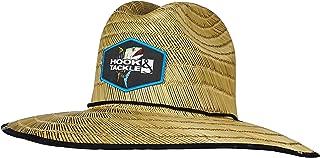 Tuna Lifeguard   Fishing Stretch Fit   Straw Hat