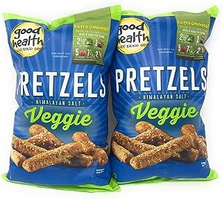 Good Health Veggie Pretzels, 8 oz. (Set of 2)