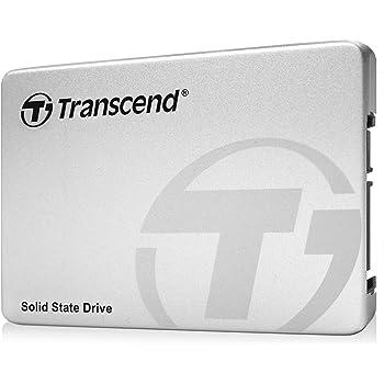 Transcend SSD 120GB 2.5インチ SATA3 6Gb/s 3D TLC NAND採用 3年保証 TS120GSSD220S