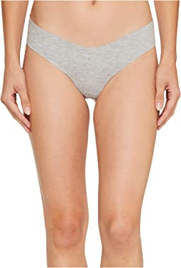 Heathered Cotton Thong CCT55