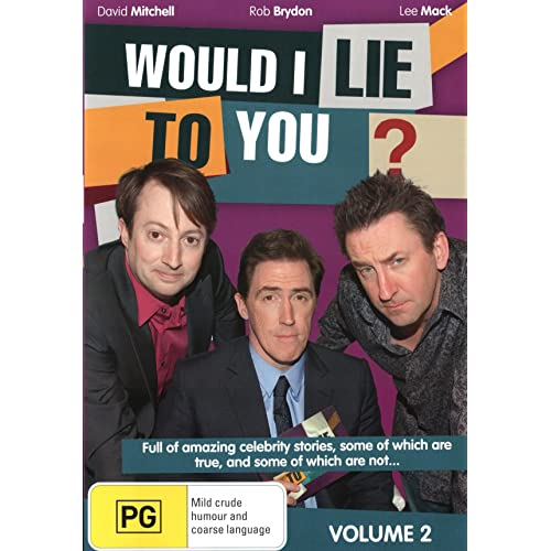 Would I Lie to You? (Volume 2) Set ( Would I Lie to You? - Volume Two (9 Episodes) )