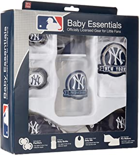 Baby Fanatic 5 Piece Gift Set, New York Yankees