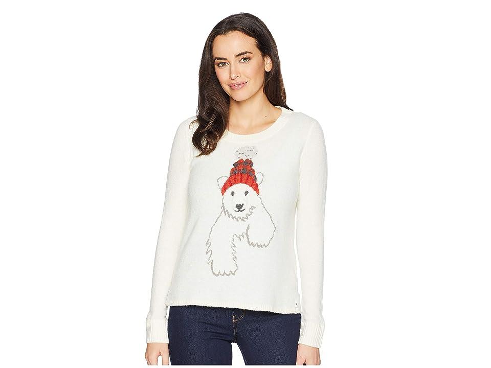 Woolrich Woolrich Motif Sweater (Red Clay) Women