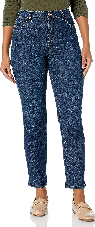Gloria Vanderbilt Women's 日時指定 Amanda Classic Tapered 25%OFF High Jean Rise
