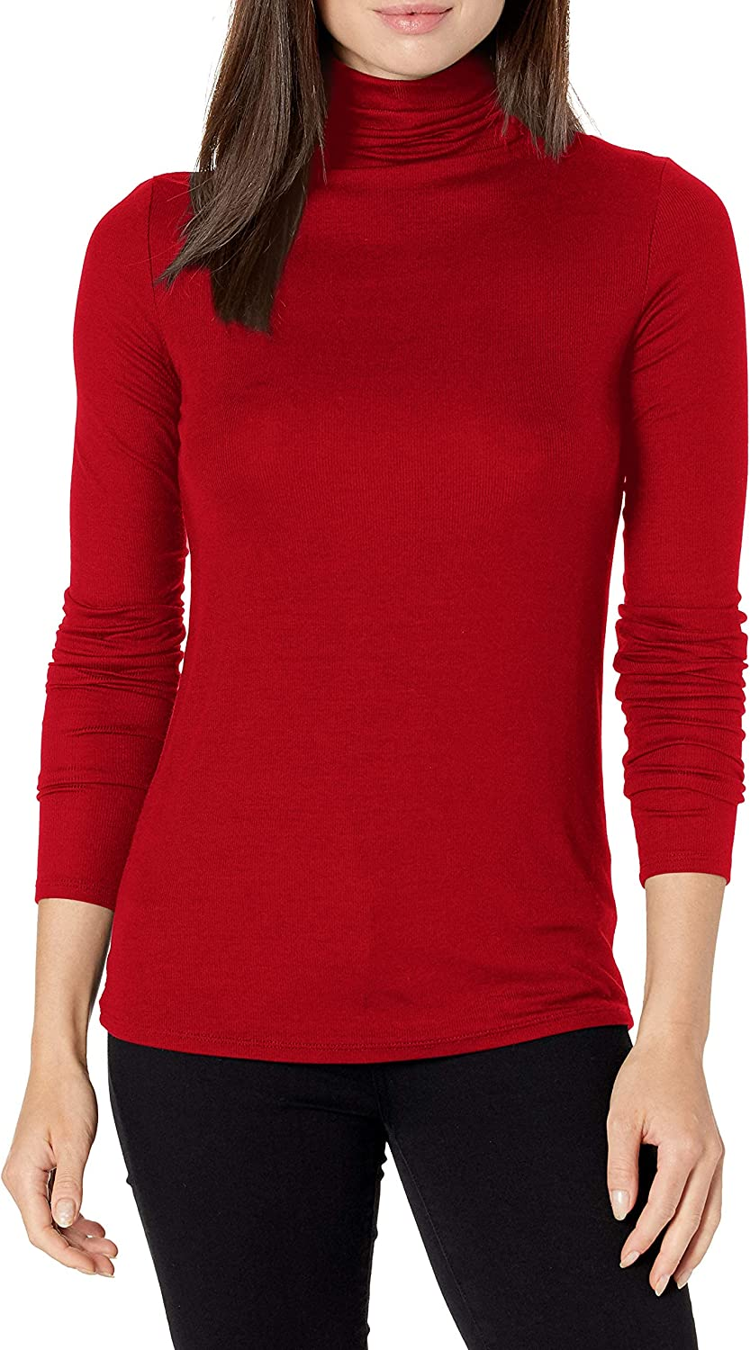 AG OFFicial mail order Adriano Goldschmied San Francisco Mall Turtleneck Chels Women's