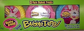 Hubba Bubba Easter Bunny Bubble Gum Tape 3 pack 18 foot long! Hubbabubba