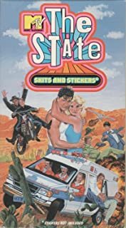 MTV - The State - Skits and Stickers VHS