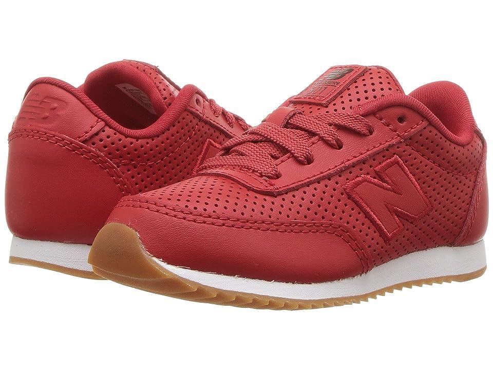 New Balance Kids KZ501v1I (Infant/Toddler) (Team Red/Team Red) Kids Shoes