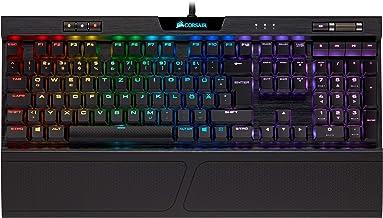 Gesponserte Anzeige – Corsair K70 RGB MK.2 Low Profile Rapidfire Mechanische Gaming Tastatur (Cherry MX Speed: Schnell und...