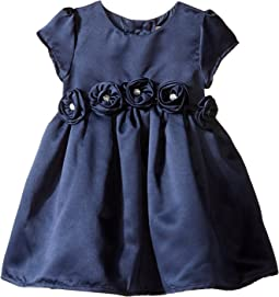 Satin w/ Tulle Dress (Infant)