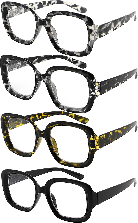 Buy Eyekepper 20  Pack Newish Reading Glasses for Women Readers ...