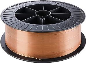 Arebos® Lasdraad | beschermend gas | rol van 15 kg | SG2 | ø 0,8 mm | MIG/MAG