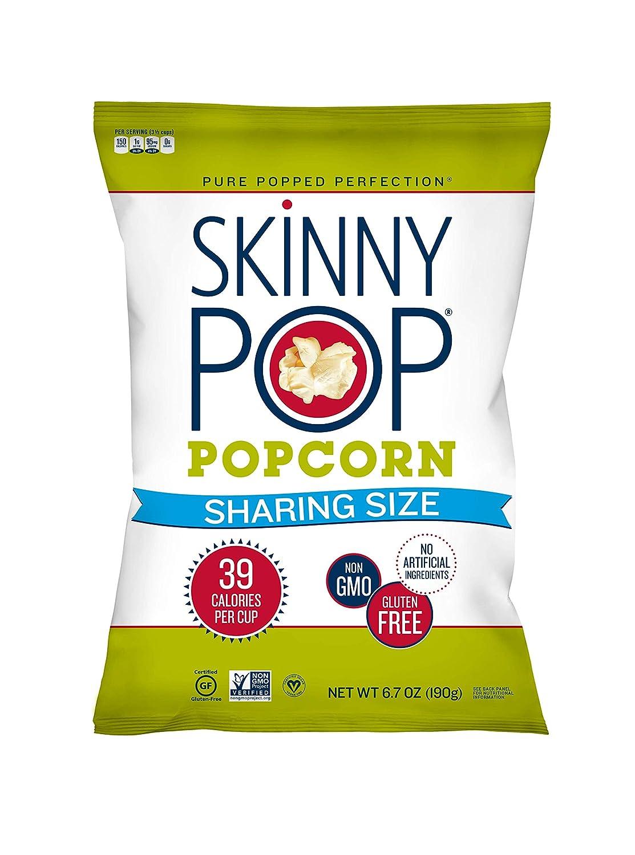 SkinnyPop Original Popped Popcorn Gluten-free Vegan Year-end gift Non-GMO depot