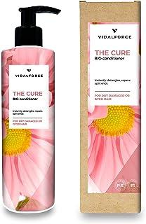 THE CURE Acondicionador sin sulfato sin siliconas -Tratamiento hidratante cabello- Acondicionador natural/Ecológico | Acon...