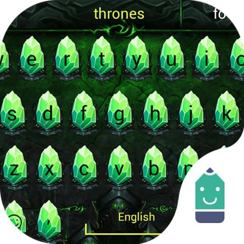 Game of Gems Theme&Emoji Keyboard