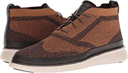 Habana Heathered Knit/Dark Roast/Brazilian Sand
