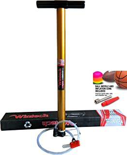 Wintech Fighter Air Pump for Ball Car Bike Bicycle and Inflatable Furniture