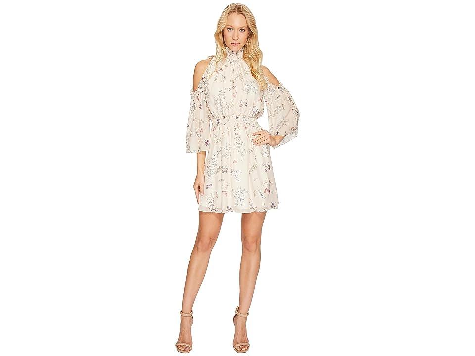 Rachel Zoe Meade Dress (Garden Ivory) Women