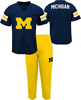 university of michigan toddler jersey