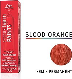 Wella Paints Blood Orange Semi Permament Hair Color Blood Orange