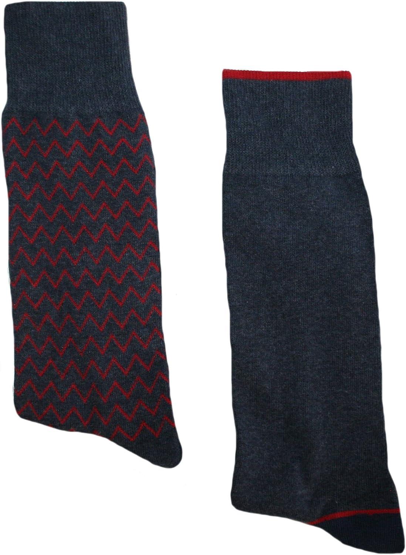 Nautica Mens' Crew Classics 2pk Dress Socks