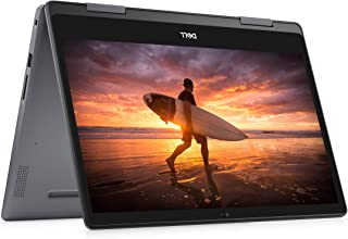 Dell Inspiron 14 5481, 2 in 1 convertible Touchscreen Laptop 14 inch HD (1366 X 768) 8th Gen Intel Core i3-8145U, 4GB RAM, 128GB SSD, Windows 10 S