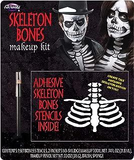 Best skull face stencil Reviews