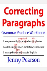 Correcting Paragraphs Grammar Practice Workbook Kindle Edition