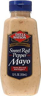 Dietz & Watson Sweet Red Pepper Mayonnaise, 12 oz