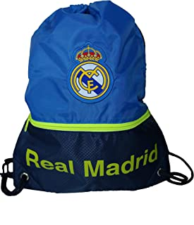 51450b9d42fb Real Madrid Authentic Official Licensed Soccer Drawstring Cinch Sack Bag 02